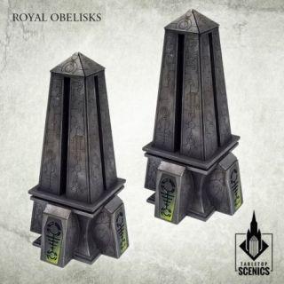 Royal Obelisks (2)
