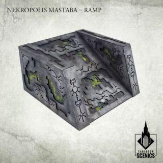 Nekropolis Mastaba – Ramp