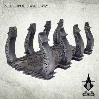Nekropolis Walkway