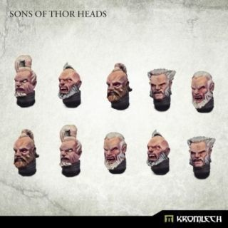 Sons of Thor Heads