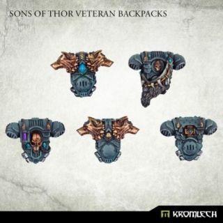 Sons of Thor Veteran Backpacks