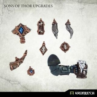 Sons of Thor Upgrades