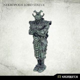 Nekropolis Lord Statue (1)