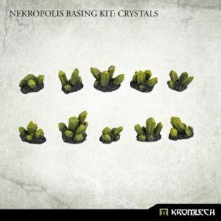 Nekropolis Basing Kit: Crystals (10)