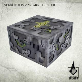 Nekropolis Mastaba – Center