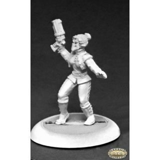 Rippers: Masked Crusader (female)
