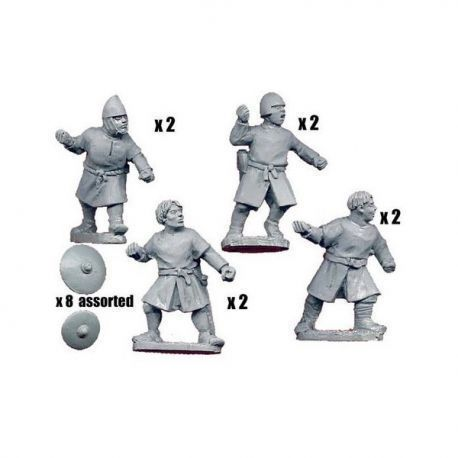 Spanish Javelinmen (8 figs)