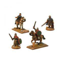 Personalities El Cid & Alvar Minaya (2 cav, 2 foot)