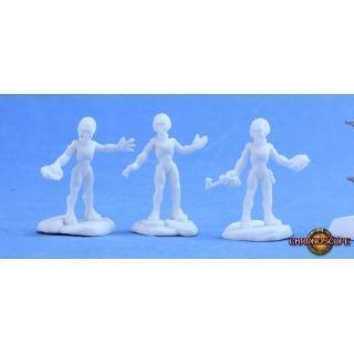 Gray Alien Warriors