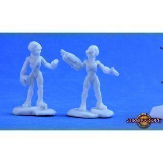 Gray Alien Leaders