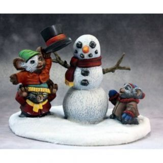 Holiday Mouslings