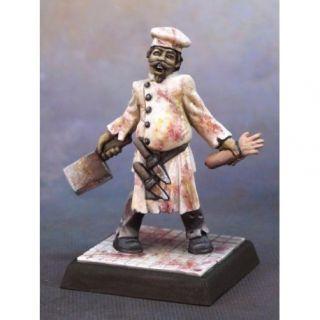 Zombie Hotel: Chef Hector