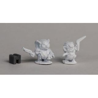 Mouslings: Mad Mozz and Wildchild