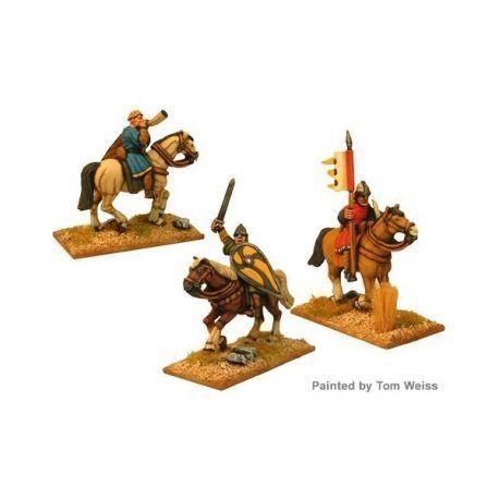 Unarmoured Norman Cavalry Command (3)