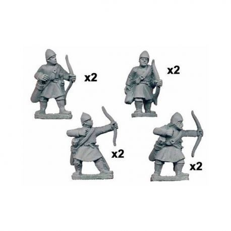 Psiloi Archers (8)