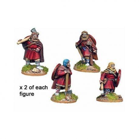 Varangian Guard in Parade Dress (8 figures)