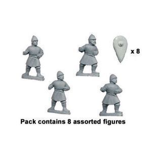 Unarmoured Spearmen (8)