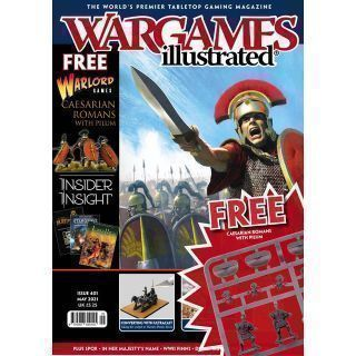 Wargames Illustrated WI401 May 2021 Edition