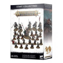 START COLLECTING. SOULBLIGHT GRAVELORDS
