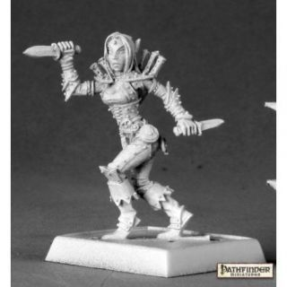 Merisiel, Iconic Elf Rogue