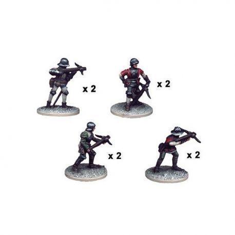 Wars of the Roses Crossbowmen (8)