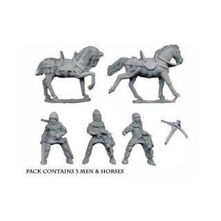 Mounted Crossbowmen (3)