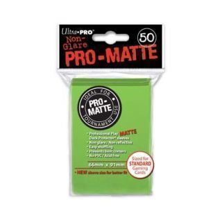 DECK PROTECTOR MATE (50) - LIME GREEN (VERDE LIMA)