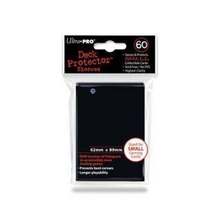 MINI DECK PROTECTOR BLACK (NEGRO) SOLID (60)