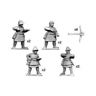 Armoured Crossbowmen
