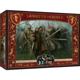 A Song Of Ice And Fire - Lannister Heroes 2 - EN
