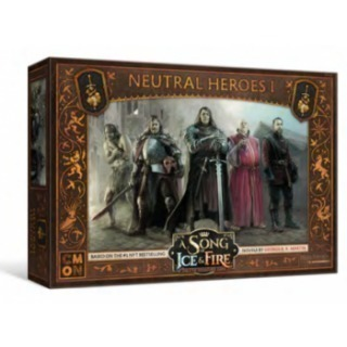 A Song Of Ice And Fire - Neutral Heroes 1 - EN