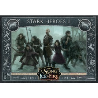 A Song Of Ice And Fire - Stark Heroes 2 - EN