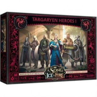 A Song Of Ice And Fire - Targaryen Heroes 1 - EN