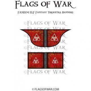 ELF Fantasy Triquetra Banners