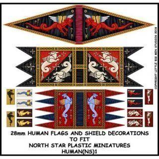 Human Banners