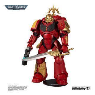 Warhammer 40k Figura Blood Angels Primaris Lieutenant (Gold Label Series) 18 cm