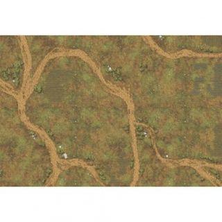 "Warg PATROL 44""X30"" (112X76CM) - FOR WARHAMMER, WARHAMMER 40K AND OTHER WARGAMES"