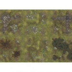 "Ruins SHOCK 44""X60"" (112X152CM) - FOR WARHAMMER, WARHAMMER 40K AND OTHER WARGAMES"