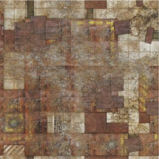 Deck 2'x 2' (60x60 cm) - FOR WARHAMMER, WARHAMMER 40K AND OTHER WARGAMES