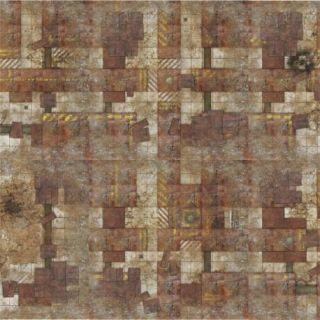 Deck 4'X4' (120X120CM) - FOR WARHAMMER, WARHAMMER 40K AND OTHER WARGAMES