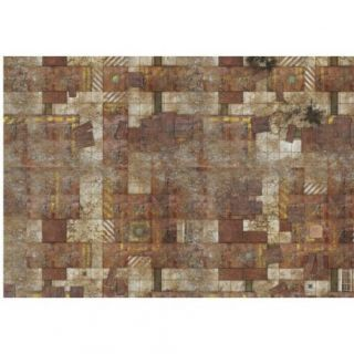 "Deck PATROL 44""X30"" (112X76CM) - FOR WARHAMMER, WARHAMMER 40K AND OTHER WARGAMES"