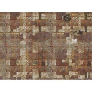 """Deck SHOCK 44""""X60"""" (112X152CM) - FOR WARHAMMER, WARHAMMER 40K AND OTHER WARGAMES"""