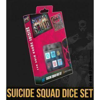SUICIDE SQUAD DICE SET