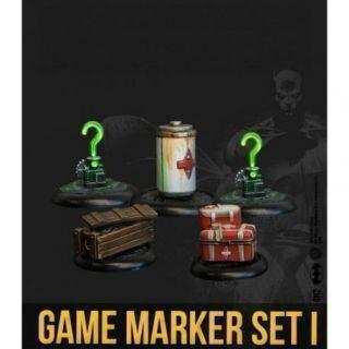 OBJECTIVE GAME MARKER SET I