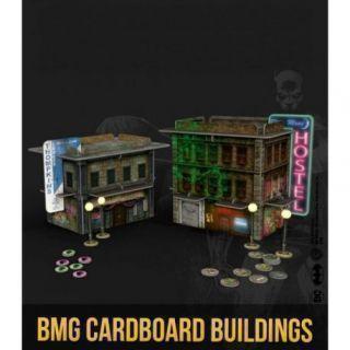 BMG CARDBOARD BUILDINGS