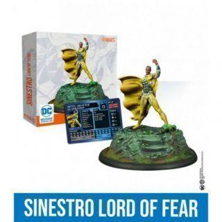 SINESTRO, LORD OF FEAR (CAJA)
