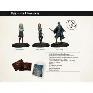 DUMBLEDORE'S ARMY PACK