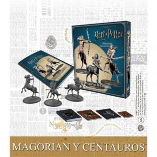 MAGORIAN AND CENTAURS
