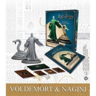 LORD VOLDEMORT AND NAGINI