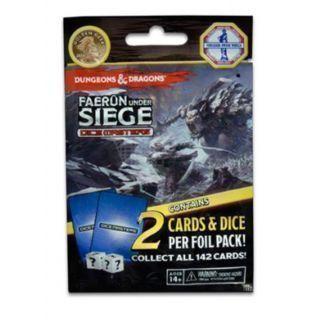 Dice Masters: Faerûn Under Siege Booster Pack